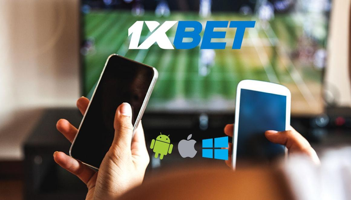БК 1xBet для Android
