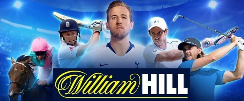 William Hill мобильная версия